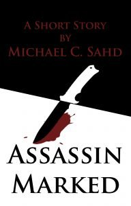 Assassin Marked's new book cover
