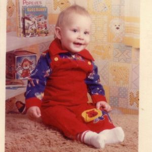 Baby Michael C. Sahd
