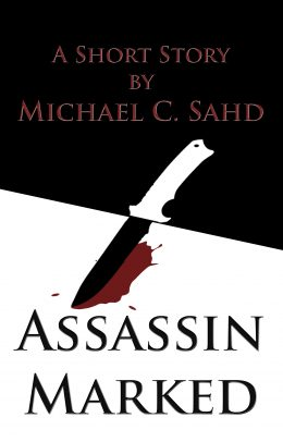 Assassin Marked Book Cover